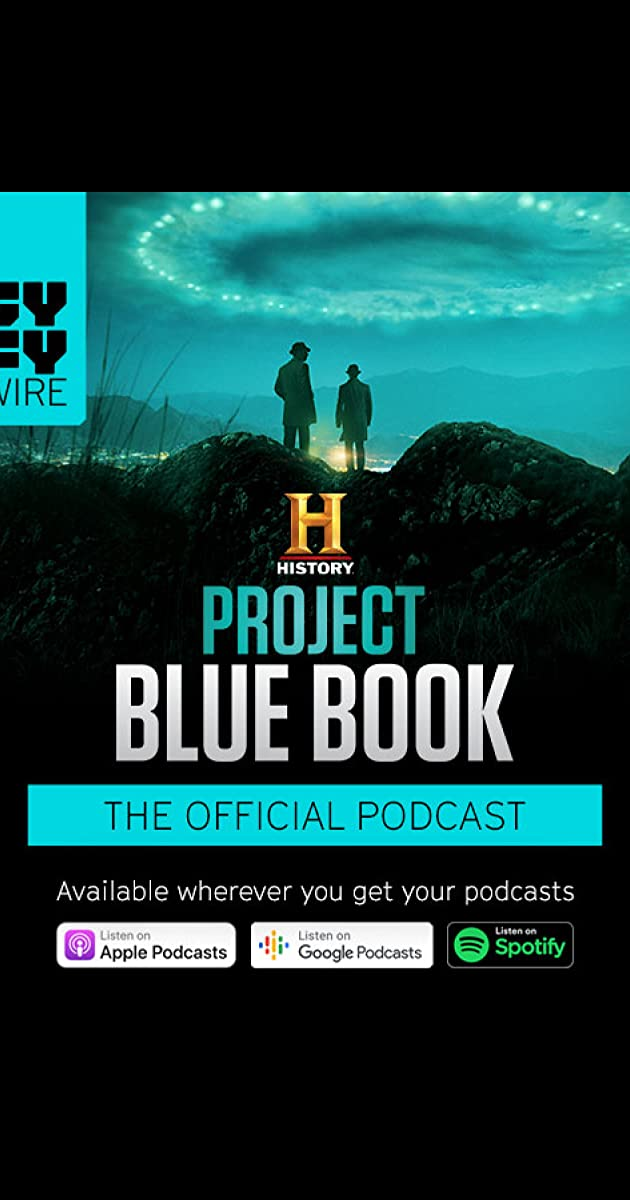 Descargar Project Blue Book: The Official Podcast Temporada 1 capitulos completos en español latino