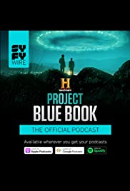 Project Blue Book: The Official Podcast Poster