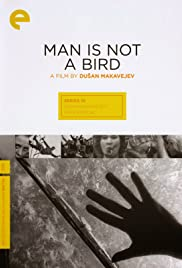 Man Is Not a Bird Poster