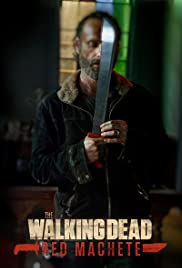 The Walking Dead: Red Machete Poster