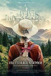 Hutsulka Ksenya Poster
