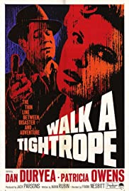 Walk a Tightrope Poster