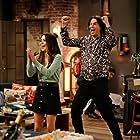 Jerry Trainor and Miranda Cosgrove in iCarly (2021)