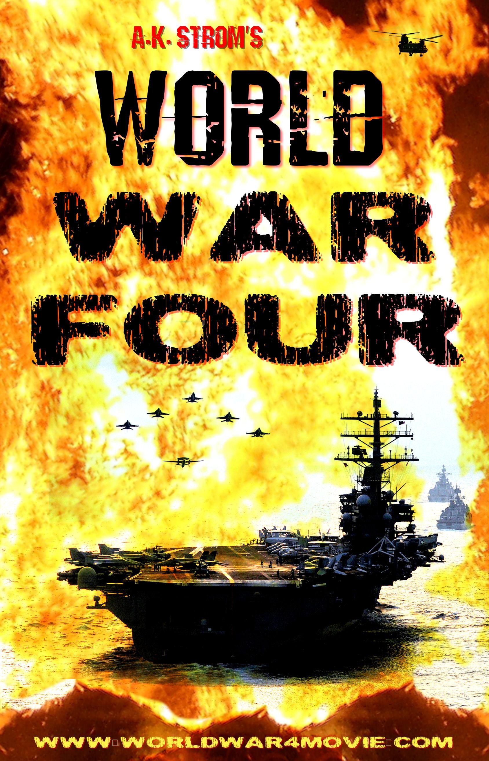 World War Four (2019) - IMDb