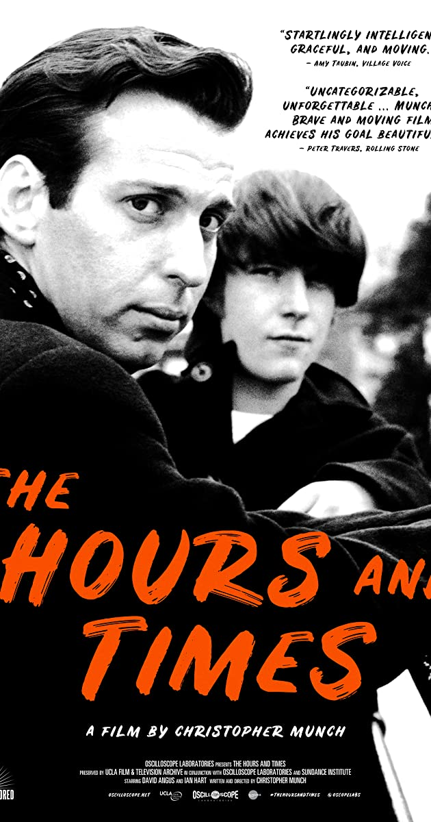 Subtitle of The Hours and Times