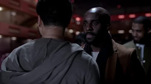 Empire: Jamal Pushes Kai Away