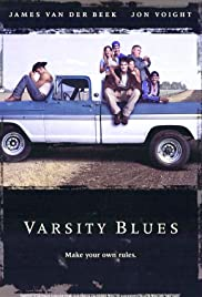 Varsity Blues (1999) Poster - Movie Forum, Cast, Reviews