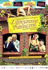 Zgorszenie publiczne Poster