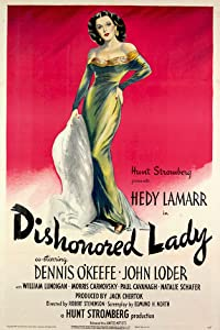 MP4 free movie video downloads Dishonored Lady USA [Quad]