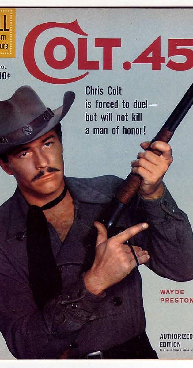 model ralston hale Colt