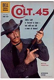 Colt .45 Poster