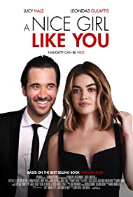 Lucy Hale and Leonidas Gulaptis in A Nice Girl Like You (2020)
