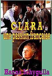 Clara, une passion française Poster