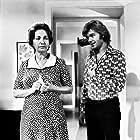 Louiza Podimata and Lefteris Vournas in I amartia tis omorfias (1972)
