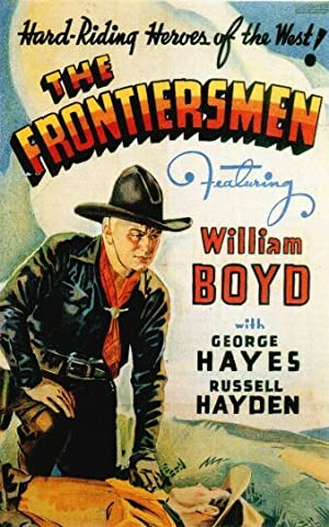 Where to stream The Frontiersmen