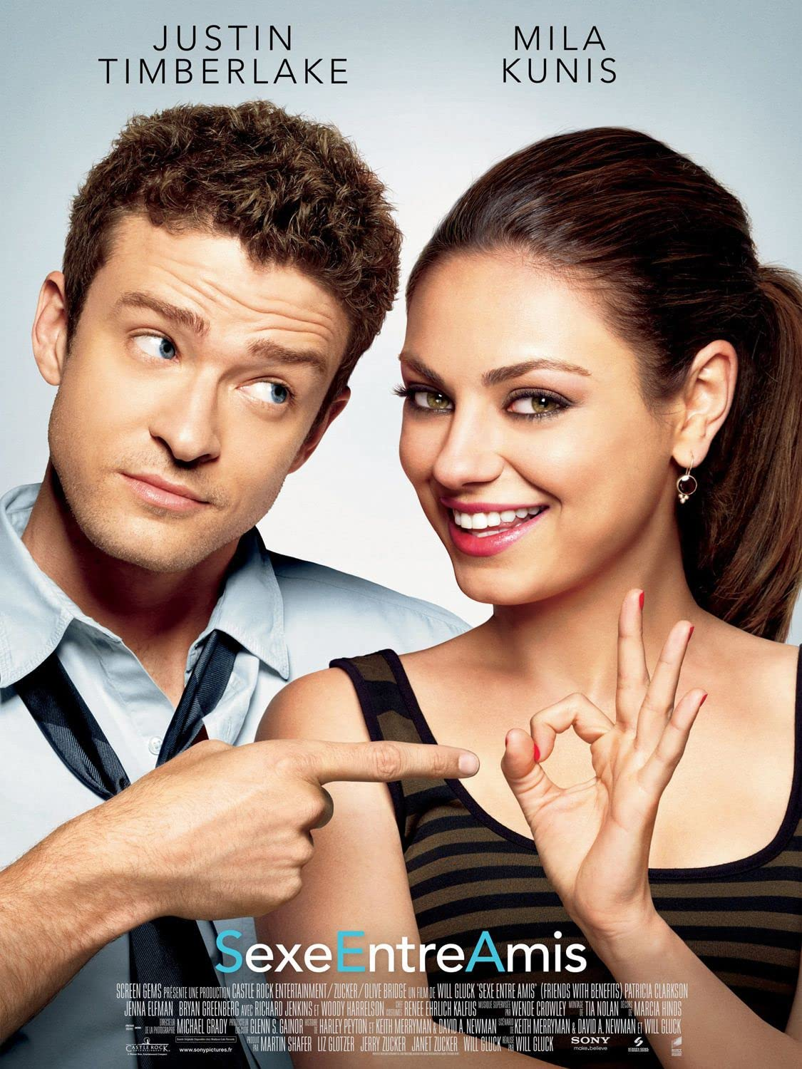 Friends with Benefits (2011) Hindi Dubbed