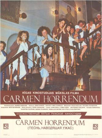 Carmen Horrendum ((1989))