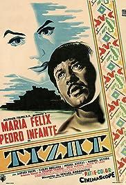 Tizoc (Amor indio) Poster