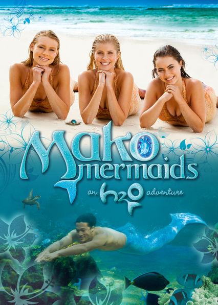 MAKO UNDINĖS (1 Sezonas) / MAKO MERMAIDS Season 1
