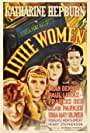 Katharine Hepburn, Joan Bennett, Frances Dee, and Jean Parker in Little Women (1933)