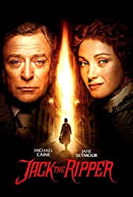Michael Caine and Jane Seymour in Jack the Ripper (1988)