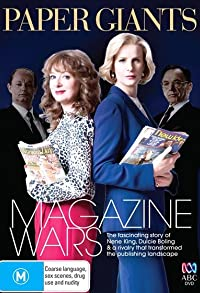 Primary photo for Paper Giants: Magazine Wars