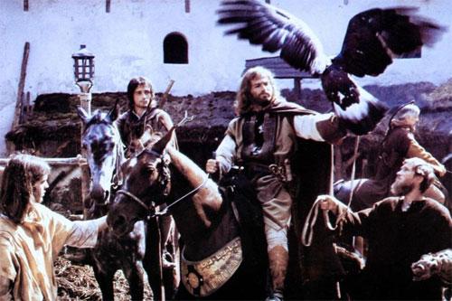 Franco Nero in Banovic Strahinja (1981)