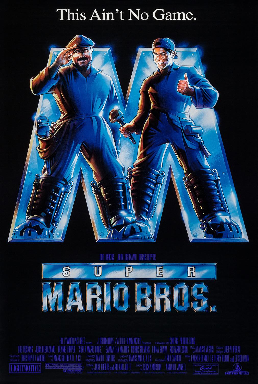 Super Mario Bros 1993 Imdb