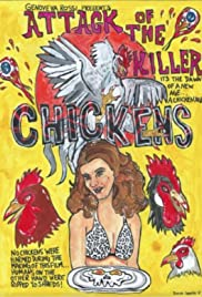 Attack of the Killer Chickens Poster
