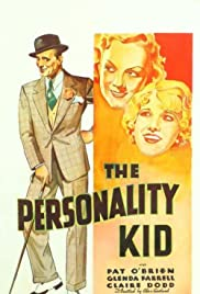 The Personality Kid Poster