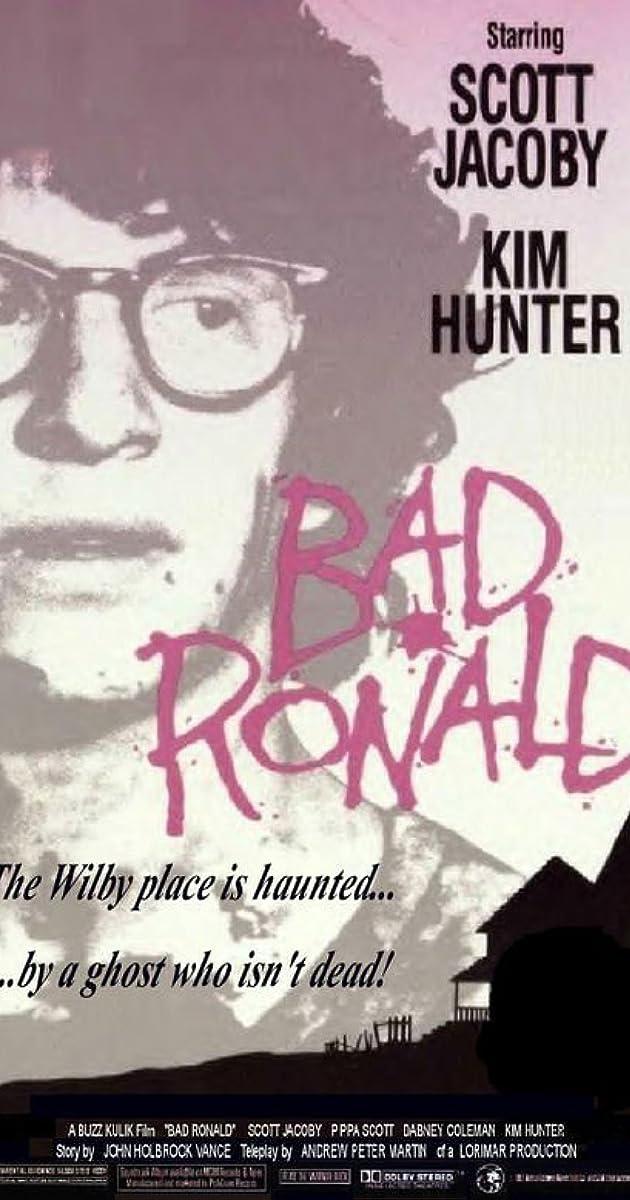 Bad Ronald (TV Movie 1974) - IMDb