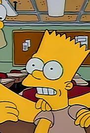 Bart Gets an F Poster