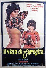 Il vizio di famiglia(1975) Poster - Movie Forum, Cast, Reviews