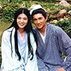 Nicky Wu and Charlie Yeung in Liang zhu (1994)