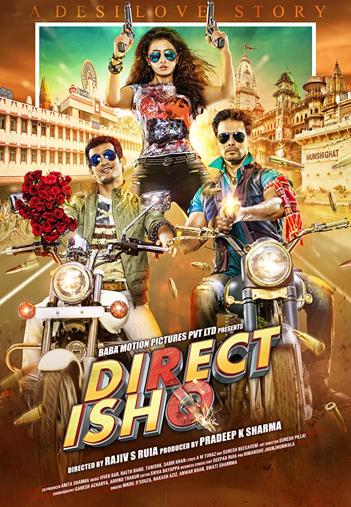 Direct Ishq 2016 Hindi 360MB HDRip Download
