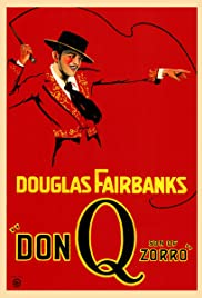 Don Q Son of Zorro Poster