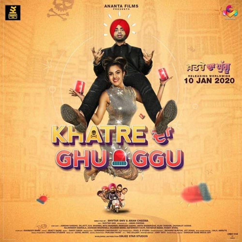 Khatre Da Ghuggu (2020) Punjabi Eros WEB-DL x264 AAC