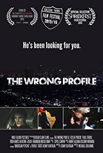 Mpeg movie trailer download The Wrong Profile USA [720x400]