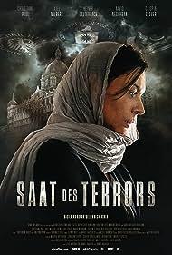 Heiner Lauterbach, Axel Milberg, Christiane Paul, and Navid Negahban in Saat des Terrors (2018)