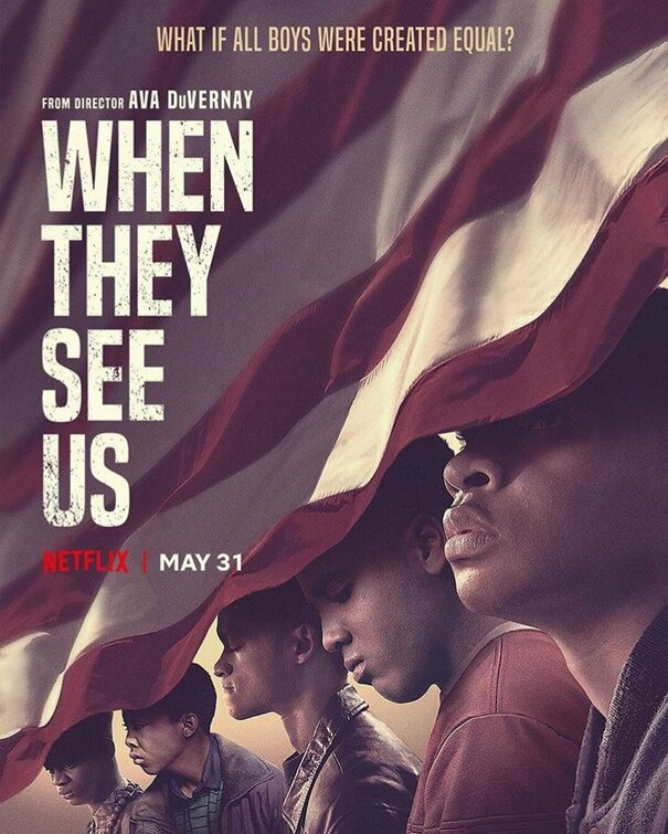 Asante Blackk, Marquis Rodriguez, Caleel Harris, Ethan Herisse, and Jharrel Jerome in When They See Us (2019)