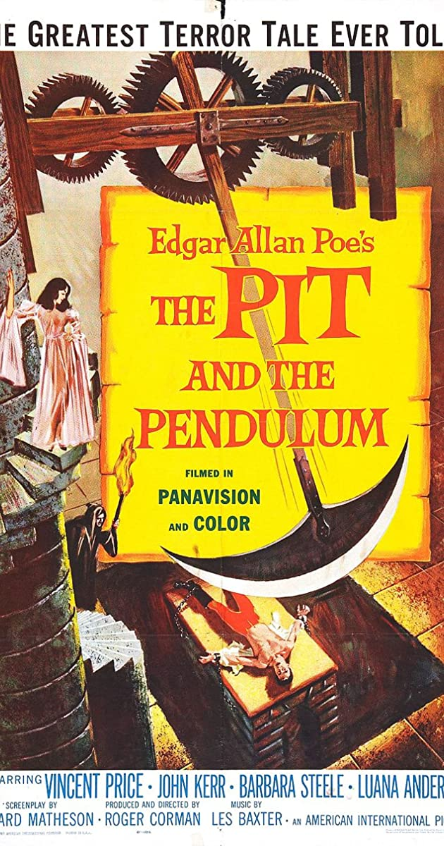 Subtitle of Pit and the Pendulum