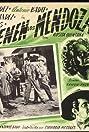 Ahí vienen los Mendoza (1948) Poster
