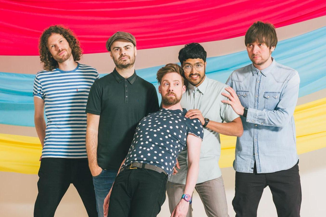 Image result for kaiser chief music