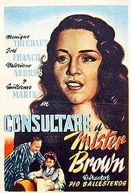 Consultaré a Mister Brown (1946)
