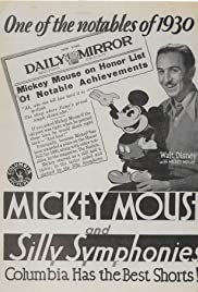 Mickey Steps Out Poster