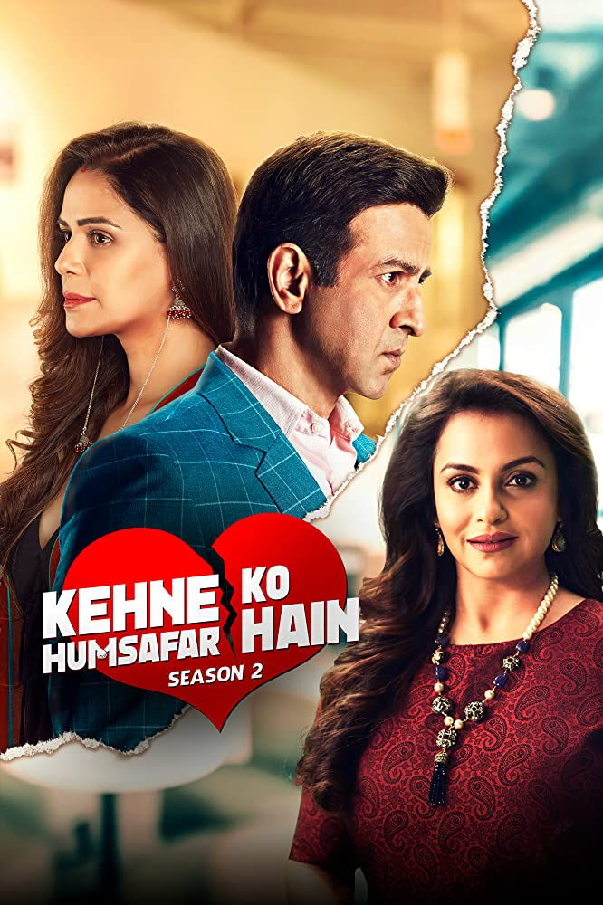 18+ Kehne Ko Humsafar Hain 2019 S02 Hindi AltBalaji Original (EP01 – EP26) 2GB WEB-DL 480p Download