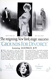 Grounds for Divorce Poster