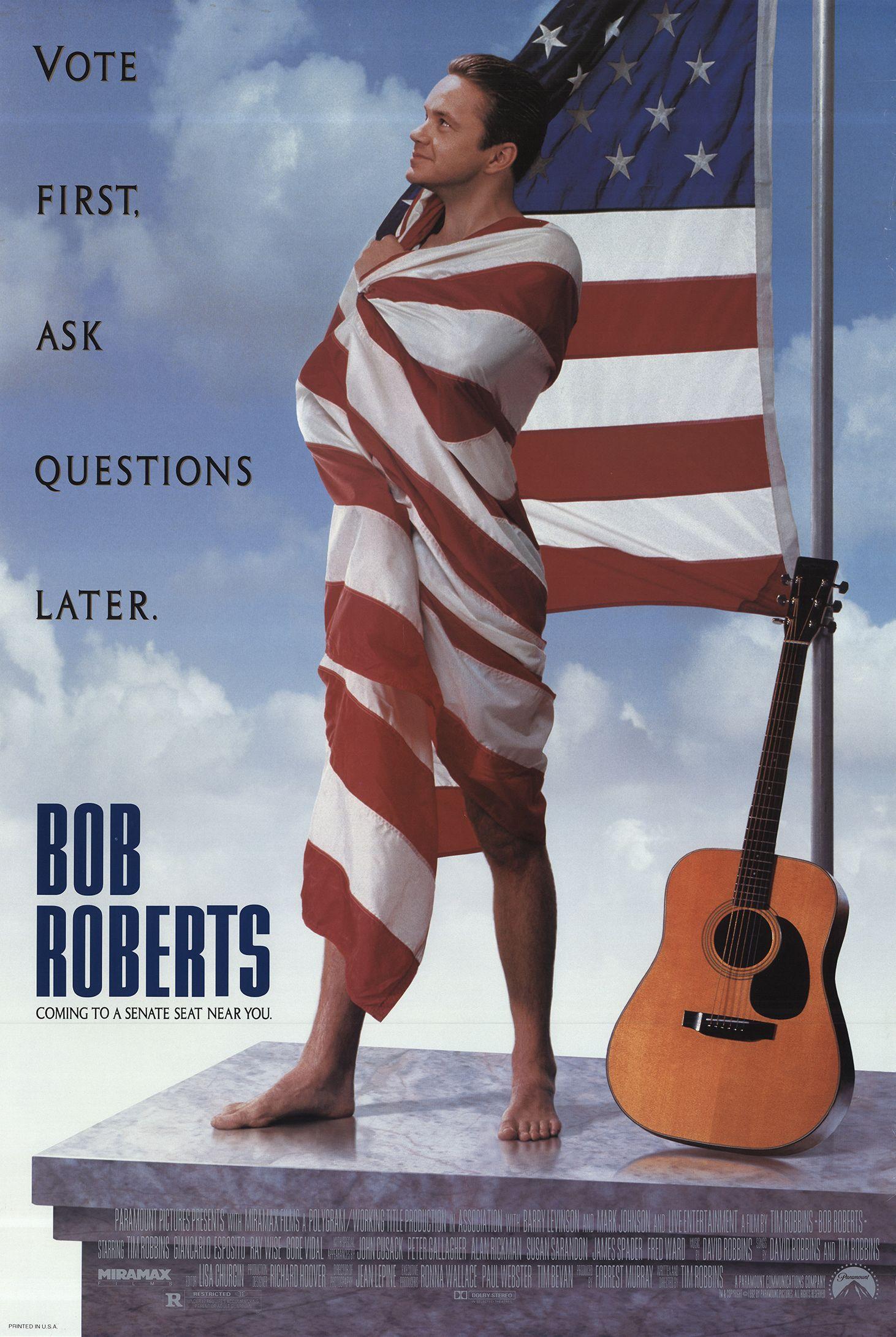bob roberts movie cast