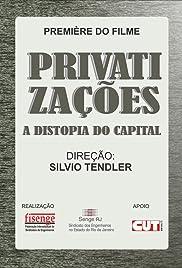 Privatizações: a Distopia do Capital Poster