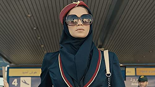 A Mossad hacker-agent infiltrates Iran. But when her mission goes wrong, there's no way out.